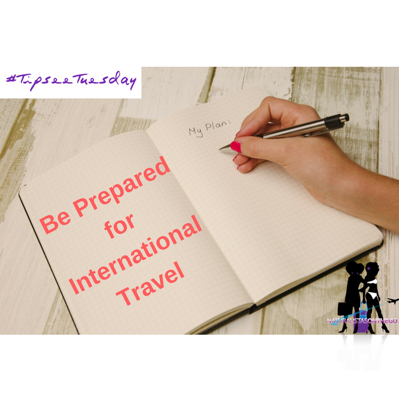 Tip-See Tuesday International